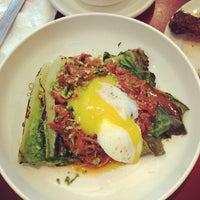 Photo taken at Strip T's Restaurant by Gloria C. on 6/4/2013