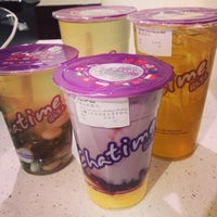Photo taken at Chatime by Gloria C. on 3/4/2014