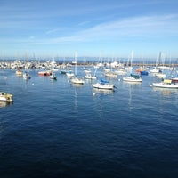 Photo taken at Sea Lion Observatory Deck by Cynthia C. on 1/19/2013