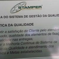 Photo taken at Grupo Stamper by Julio B. on 12/4/2013