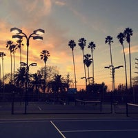Photo taken at Fremont Park Tennis Courts by Hosam on 12/24/2015
