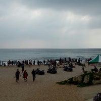 Photo taken at 白沙灣 Baishawan Beach by Paul C. on 2/2/2018