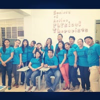 Photo taken at Perpetual Help College of Manila by Iceselle D. on 9/9/2013
