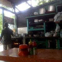 Photo taken at Pangsit Mie Ayam Tuban Pak Suci by danang f. on 6/22/2013