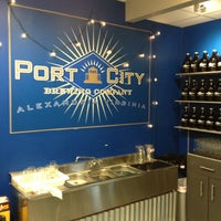 Photo taken at Port City Brewing Company by Kimberly on 3/2/2013