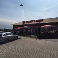 Photo taken at Burger King by Yeşim A. on 6/7/2015