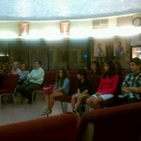 Photo taken at Mother of Christ Catholic Church by Milla L. on 1/9/2013