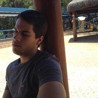 Photo taken at Oquinhas by Luiz F. on 10/25/2013