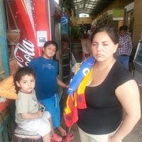 Photo taken at Mercado Central de El Quisco by Francisco F. on 3/3/2013