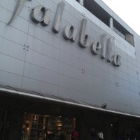 Photo taken at Falabella by Pablo S. on 10/5/2012