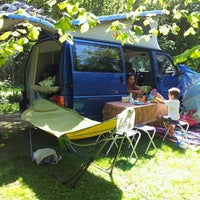 Photo taken at Camping Picos de Europa by Mr Paxs &. on 8/15/2013