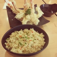 Photo taken at Kitaro Sushi by Ela C. on 4/2/2014