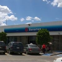 Photo taken at Banamex by Rogelio D. on 9/13/2016