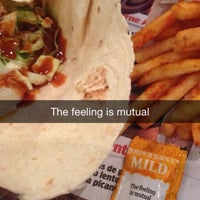 Photo taken at Taco Bell by Abel T. on 1/22/2015