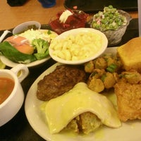 Photo taken at Luby's by Joey P. on 5/23/2014