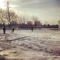 Photo taken at Черкизовский парк by Алиса Т. on 4/11/2013
