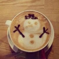 Photo taken at Umami Cafe by ZEL ✩. on 12/25/2012