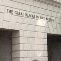Photo taken at The National Great Blacks in Wax Museum by Mark F. on 2/22/2013
