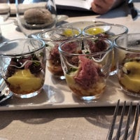 12/3/2016 tarihinde ConchiMartinziyaretçi tarafından Alameda Bar y Restaurante'de çekilen fotoğraf