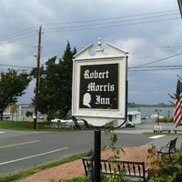 Photo taken at Robert Morris Inn & Salter's Tavern by Kathy S. on 10/6/2012