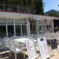 9/14/2012 tarihinde Elif K.ziyaretçi tarafından Paprika Cafe'de çekilen fotoğraf
