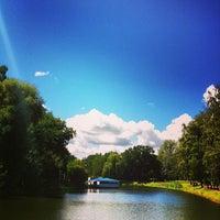 Снимок сделан в Парк «Нивки» пользователем Stas K. 7/25/2013
