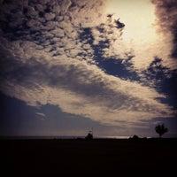 Photo taken at Spiaggia Stella Polare by Aroti M. on 6/11/2013