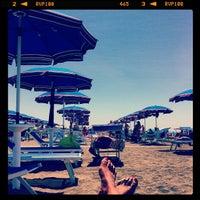 Photo taken at Spiaggia Stella Polare by Aroti M. on 7/3/2013