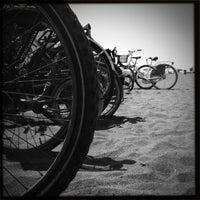 Photo taken at Spiaggia Stella Polare by Aroti M. on 8/23/2013