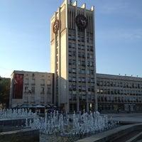 Photo taken at Габрово (Gabrovo) by Irina T. on 10/6/2012