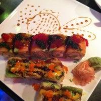 Photo taken at Kabuki Fusion Sushi & Grill by Ashlee C. on 11/9/2012