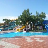 Photo taken at Turan Prince Aquapark by Artem D. on 5/2/2013