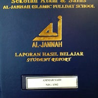 Photo taken at Al Jannah Islamic Fullday School by lia a. on 12/21/2012