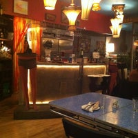Photo taken at Restaurant Cabotins by Laurent T. on 10/14/2012