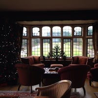 Photo taken at Whatley Manor by Laura W. on 12/17/2013