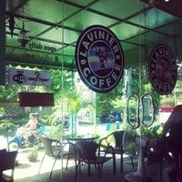 Photo taken at Lavinier Coffee by Natalia B. on 1/16/2013