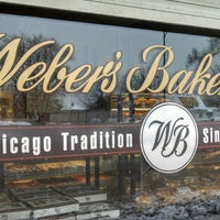 Photo prise au Weber's Bakery par Maribeth R. le1/9/2014