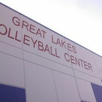 Photo taken at Great Lakes Volleyball Center by Maribeth R. on 9/28/2013