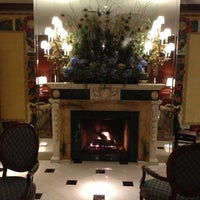Photo taken at The Townsend Hotel by Tyler D. on 11/19/2012