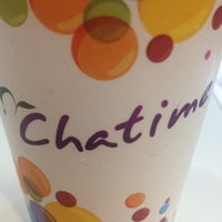 Photo taken at Chatime by Francis Paul D. on 10/29/2017