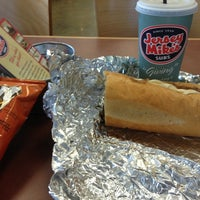 Photo taken at Jersey Mike's Subs by Chris M. on 1/17/2013