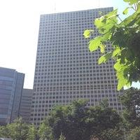 Photo taken at Kasumigaseki Building by Hiroshi O. on 5/23/2013
