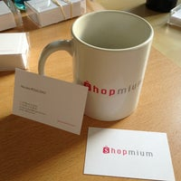 Photo taken at Shopmium #HighPotential_StartUp by Nicolas R. on 9/6/2013