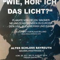 Photo taken at Ehrenhof am Alten Schloss by TDoubleU on 8/6/2014