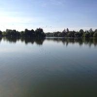 Photo taken at Laguna de San Baltazar by Ulises L. on 7/21/2013