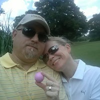 Photo taken at Bobby Jones Golf Course by Jeff M. on 8/4/2014