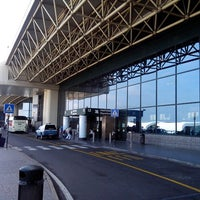 Photo taken at Milan Malpensa Airport (MXP) by pippoburro on 6/28/2013