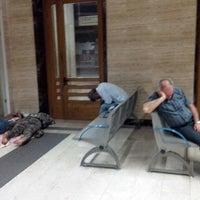 Photo taken at Stazione Ferrara by pippoburro on 7/15/2013