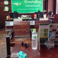Photo taken at Grasshopper Adventures by Takeshi B. on 9/17/2014