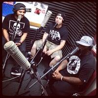 Photo taken at OC Rock Radio by Rancho B. on 5/6/2014